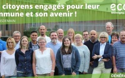 Ecolo présente sa liste à Montigny-le-Tilleul