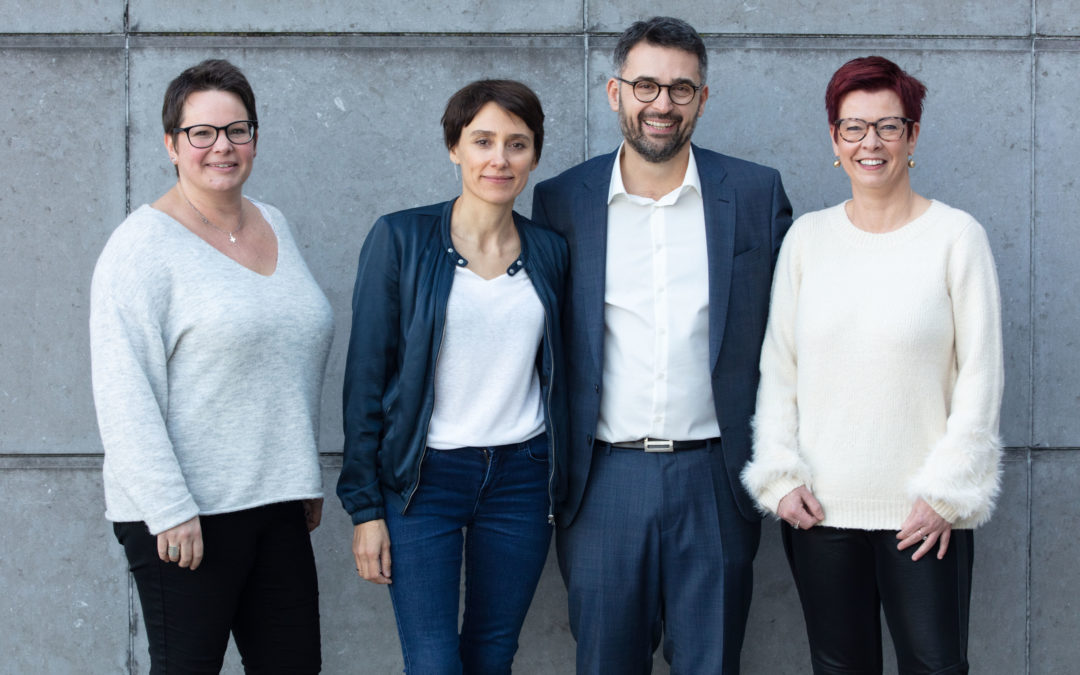 Élections 2019 : Nos têtes de liste pour la Région et le Hainaut