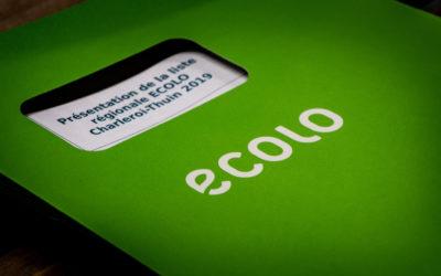 Ecolo Charleroi-Thuin : une liste ouverte sur un monde en transition